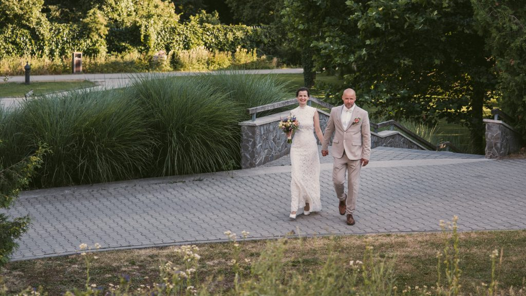 Parádna svadba vo Vodárenskom múzeu