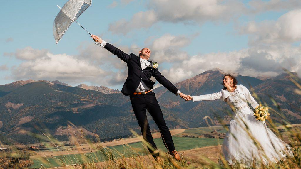 Rozhovor pre Príbeh svadby